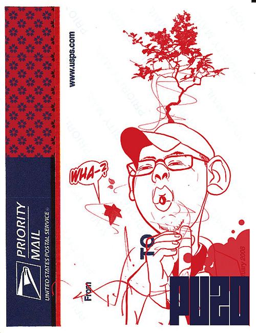 Bicycle Bumper Stickers - PUZOOOooo