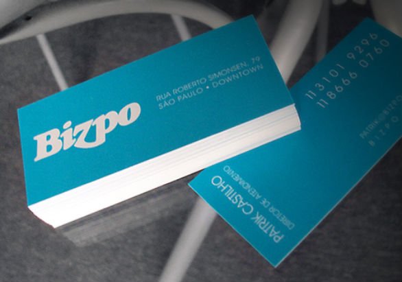 Sample Business Card Designs - Bizpo