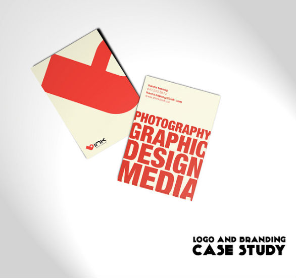 Sample Business Card Designs - Branding Case Study