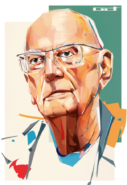 science fiction posters - arthur c. clarke