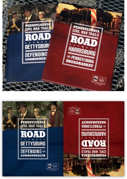 Civil war brochure