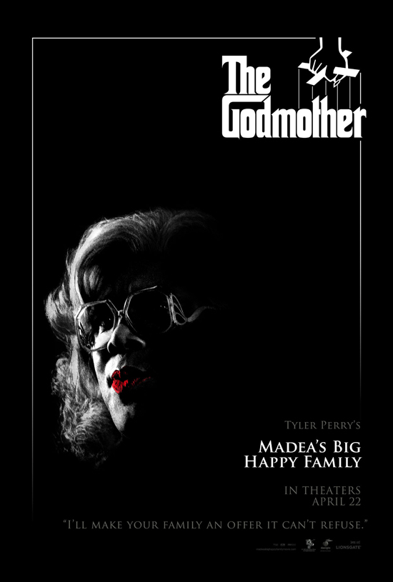 Upcoming Movie Posters - Madea