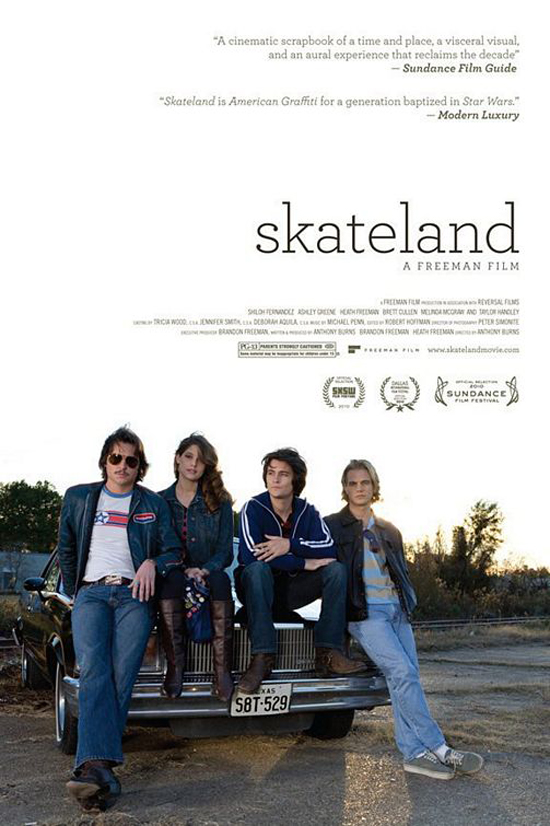 Upcoming Movie Posters - Skateland2