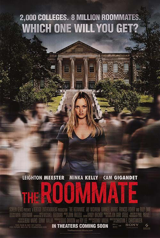 Upcoming Movie Posters - The Roommate