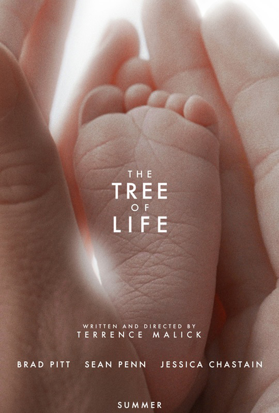 Upcoming Movie Posters - The Tree of Life
