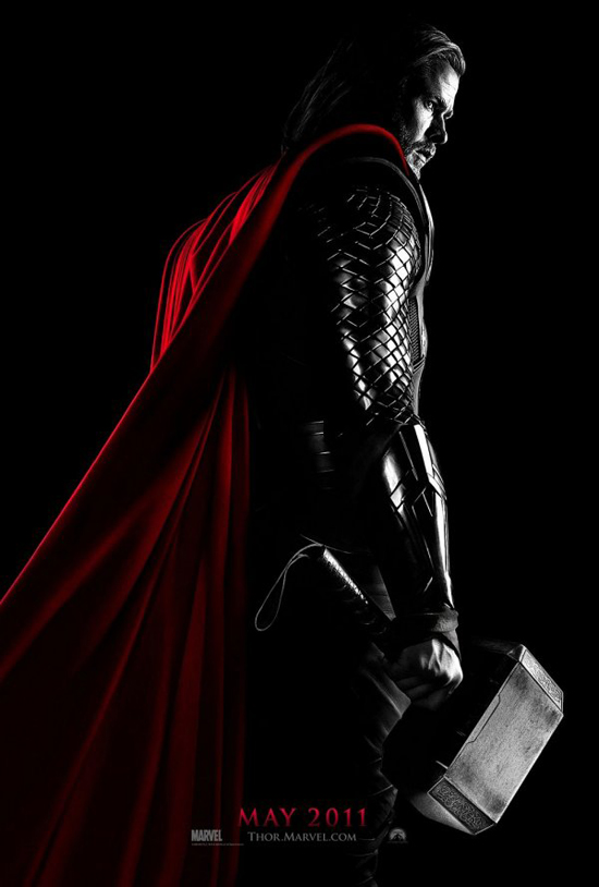Upcoming Movie Posters - Thor