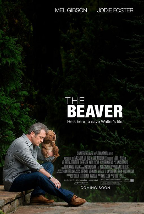 Upcoming Movie Posters - The Beaver