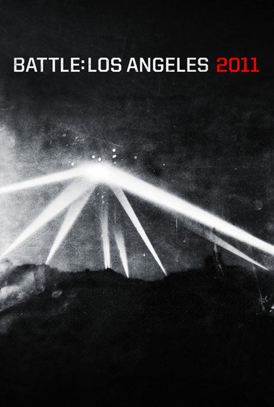 Upcoming Movie Posters - Battle: Los Angeles Main