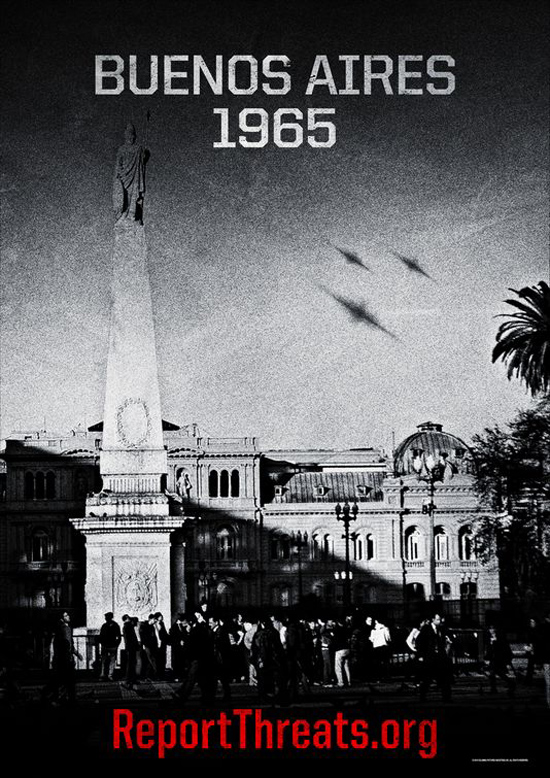 Upcoming Movie Posters - Buenos Aires 1965
