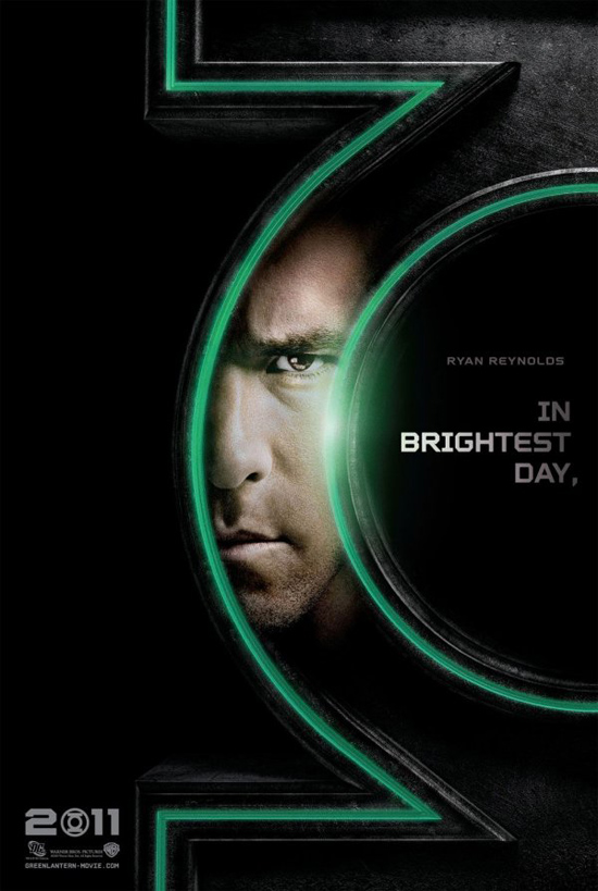 Upcoming Movie Posters - Green Lantern