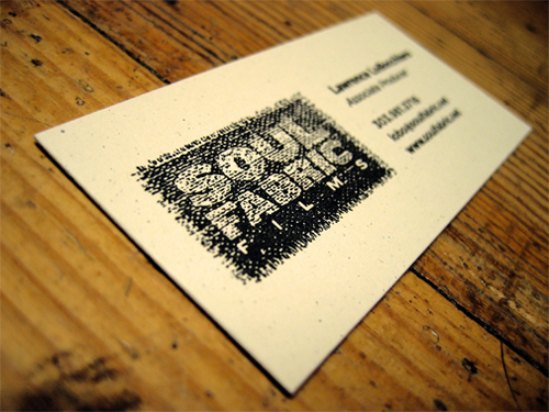 Custom Envelopes - soul fabric