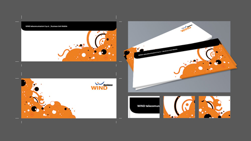 Custom Envelopes - vector