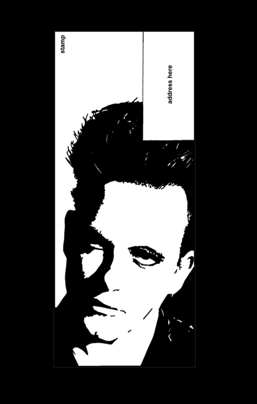 Custom Envelopes - Robert Smith is Awesome