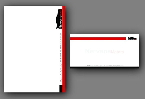 Custom Envelopes - Corporate