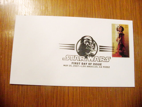 Custom Envelopes - Star Wars