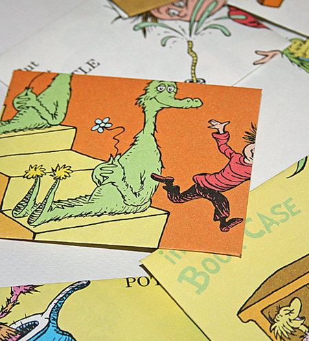 Dr. Seuss Art - Cards2