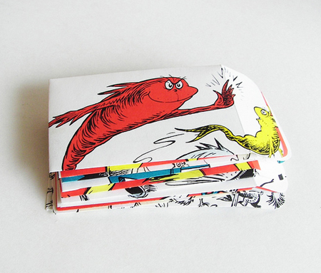 Dr. Seuss Art - Envelopes