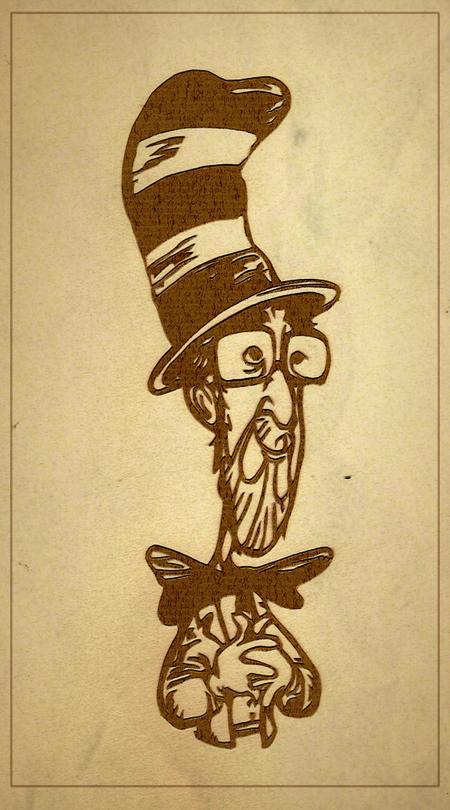 Dr. Seuss Art - Theodore Giessel