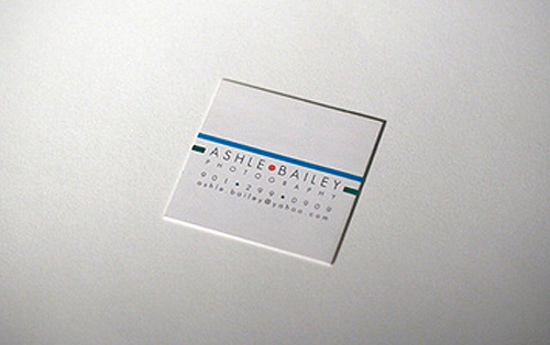 Marketing Business Card - Anthoney Carter