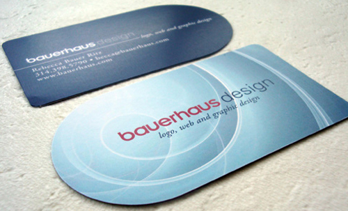 Marketing Business Card - Bauerhaus