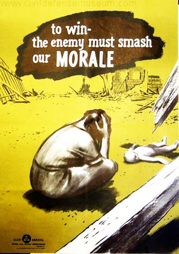 Vintage Home Front Posters - Morale
