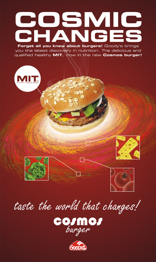 Fast Food Poster Designs for Print Inspiration | UPrinting