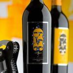 Creative Packaging: Elegant Wine Label Design Samples