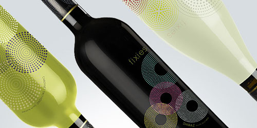 Belancio wine label designs
