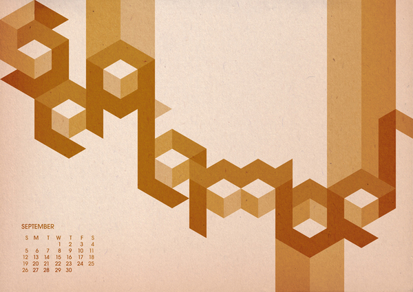 Calendar Typography Tips : Calendar design inspiration and tips uprinting