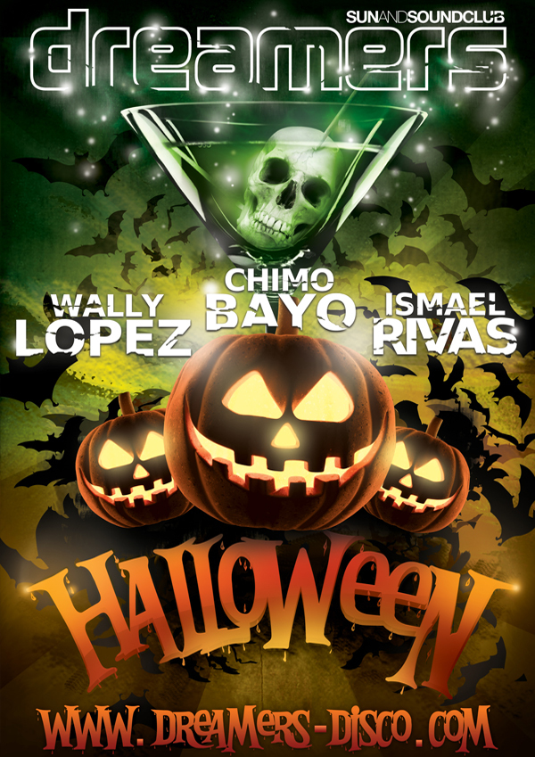 30 Halloween Flyer Designs for Your Inspiration | UPrinting