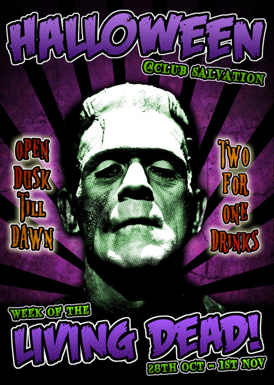 30 halloween flyer designs for your inspiration uprinting