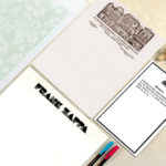 40 Personal Letterheads of Influential People