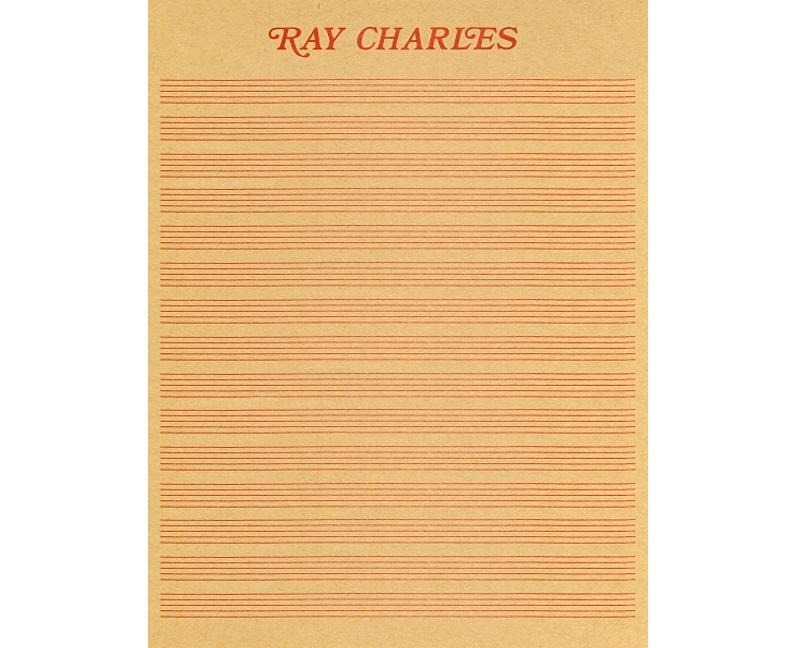 Personal Letterhead - Ray Charles