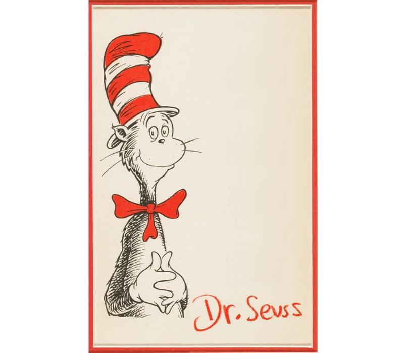 Personal Letterhead - Dr. Seuss
