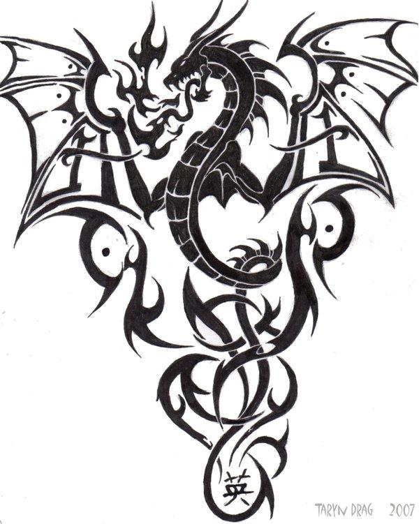 Tribal-Dragon-03