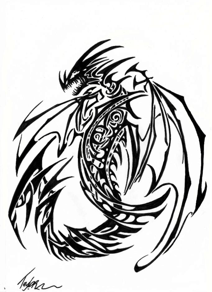 Tribal-Dragon-06
