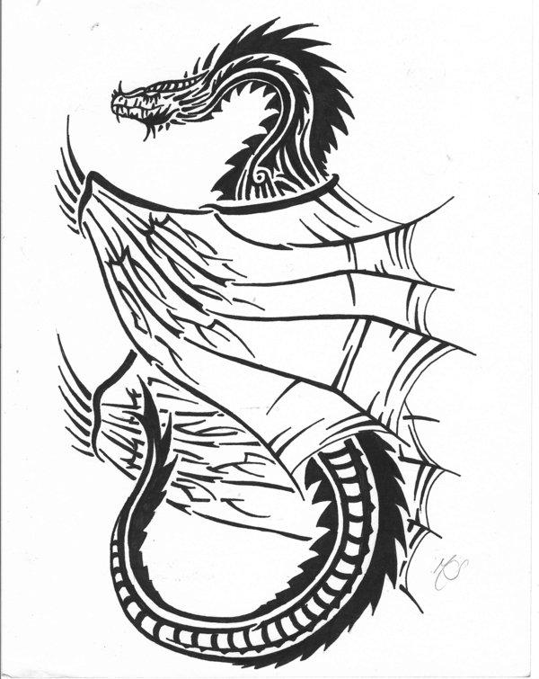 Tribal-Dragon-11