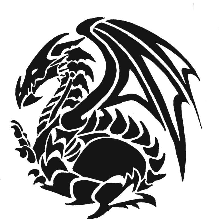Tribal-Dragon-14