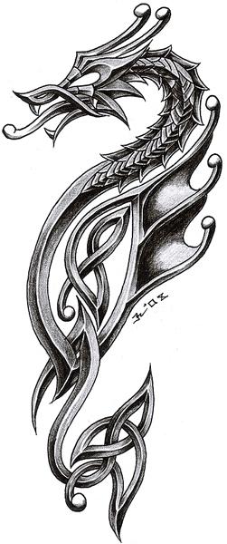 Tribal-Dragon-16