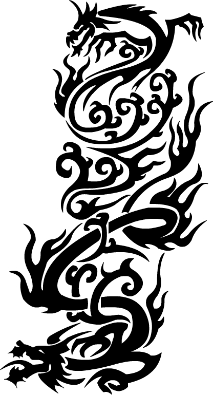 Tribal-Dragon-23