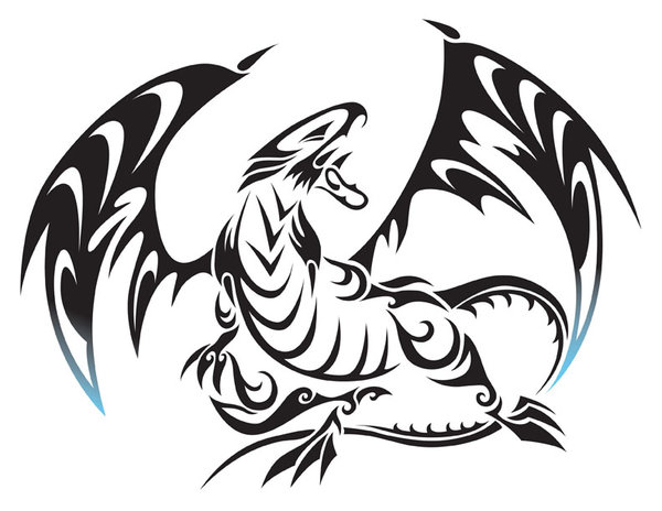 Tribal-Dragon-26
