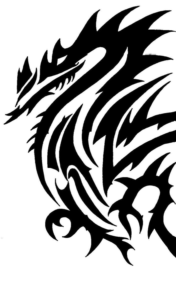 Tribal-Dragon-35