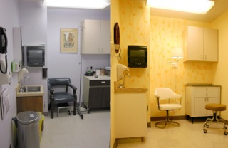 Before and After: Delores's Room