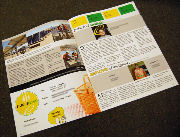24 creative newsletter designs for your inspiration uprinting