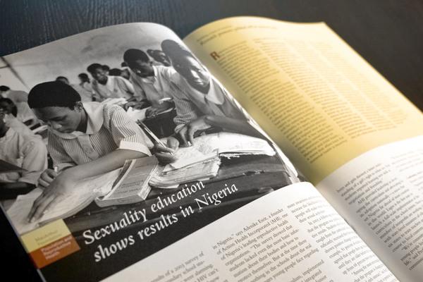 The MacArthur Foundation Newsletter Inside
