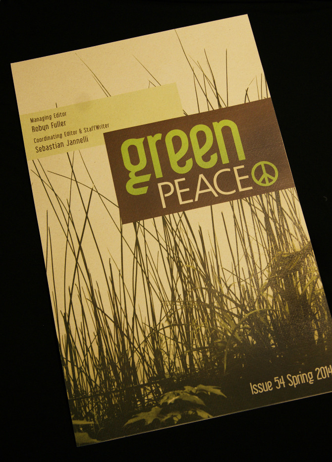 Greenpeace Newsletter