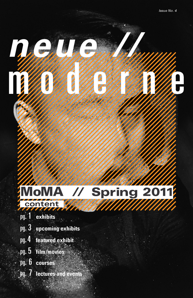 Museum of Modern Art Newsletter #4
