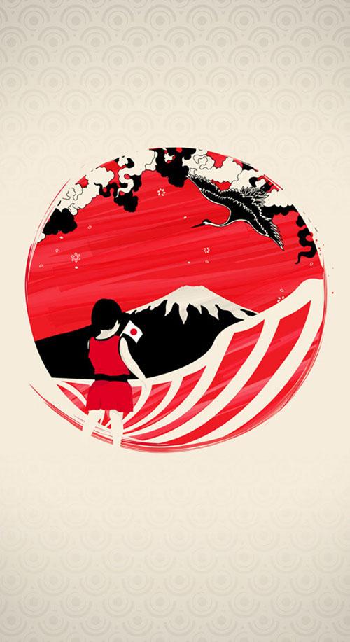 japan earthquake posters 01 - adam chang