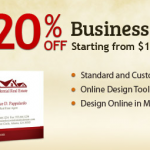 Deal Of The Week! – UPrinting Slashes 20% off Business Cards