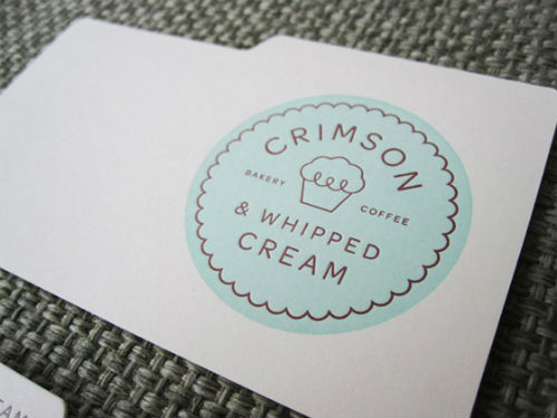 if - Bakery Business Cards